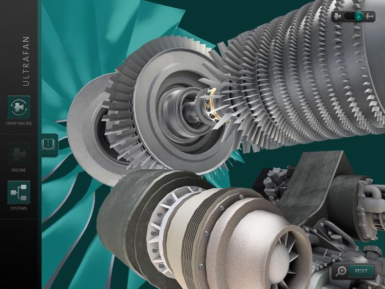 Rolls-Royce UltraFan by Rolls-Royce Group