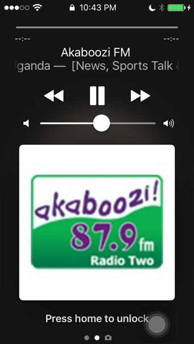 Radio Uganda - Radio UGA screenshot two