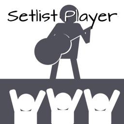 Gig Setlist Player