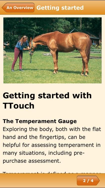 Tellington Training for Horses screenshot-3