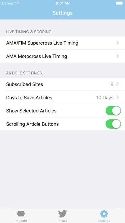 PitBoard - Motocross and Supercross News screenshot-3
