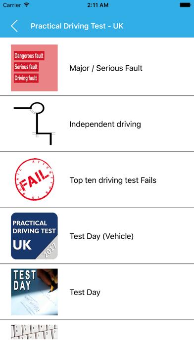 Practical Driving Test UK screenshot four