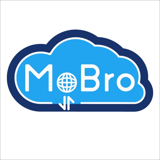 MoBro Browser - Cloud & File Manager iOS App