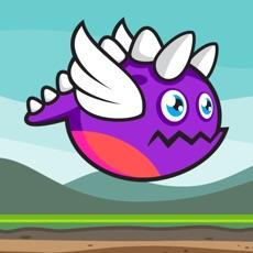 Activities of Dragon Bird In The Air