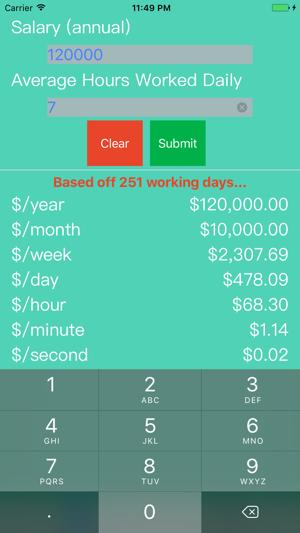wa payroll calculator