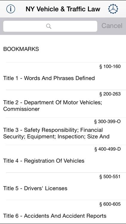 NY Vehicle and Traffic Law 2017 - New York VTL