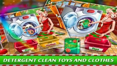 Christmas  - Washing Toy screenshot one