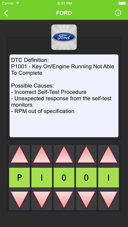 OBD2 Enhance Trouble Code Free screenshot-3