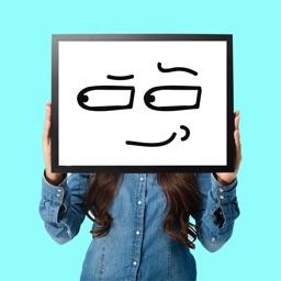 Face Emoji Stickers