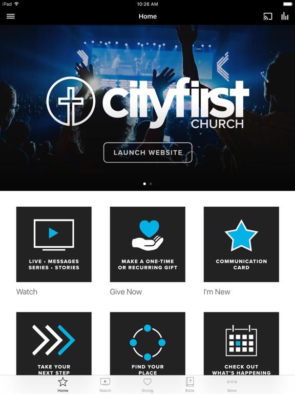 City First Church screenshot 4