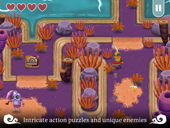 Legend of the Skyfish Zero screenshot 10