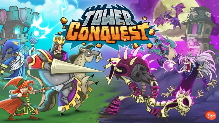 Tower Conquest screenshot-3