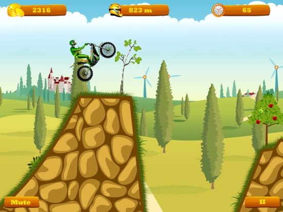 Screenshot #3 for Moto Hero Lite