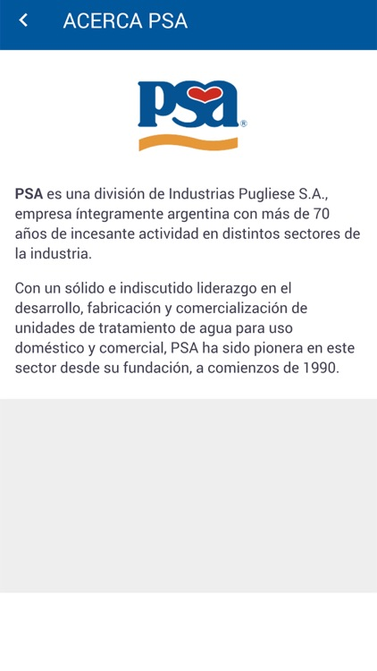 Lista de precios PSA by Industrias Pugliese SA