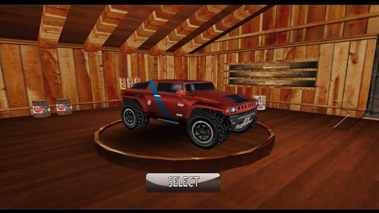 Hill Car Racing Offroad Driving 3D