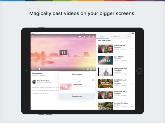 Vimeo\'s iPhone app loses its editing tools. Hooray! – Hand Held ...