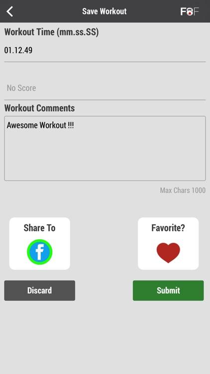 Functional Fitness Daily screenshot-3