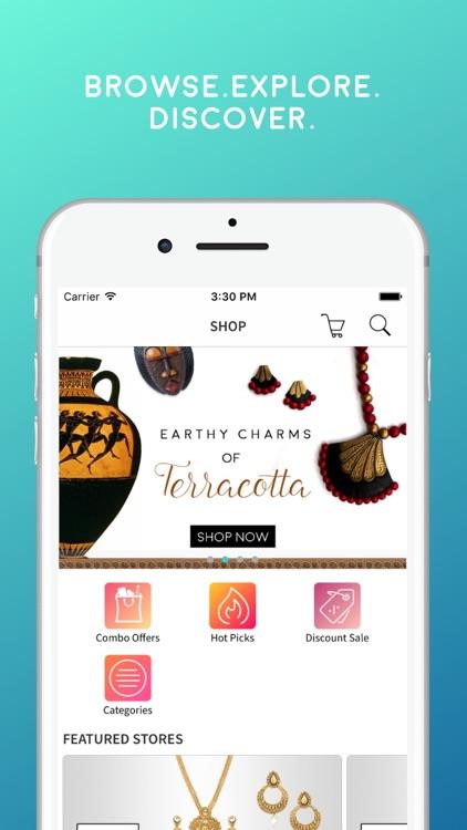 Jumkey - Fashion Jewelry Shopping App