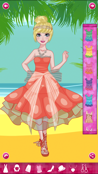 Princesa Elsa En El Salon Juegos De Vestir Chicas Apk