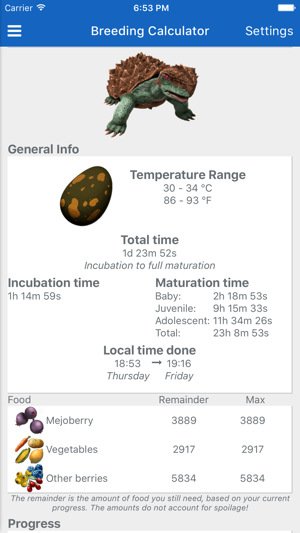 Survive ark companion on the app store survive ark companion on the app store malvernweather Image collections