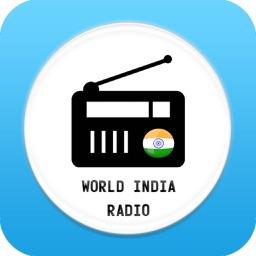 World India Radios - Top Stations Music Hindi