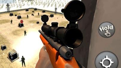 Gunship Sniper Shooter: Helicopter Air Battle screenshot one