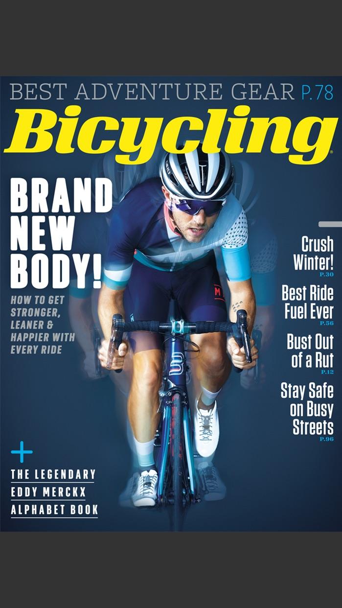 Bicycling Screenshot