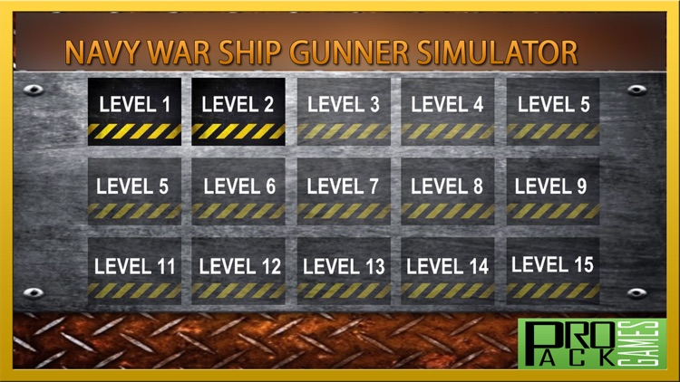 Navy Warship Gunner Simulator: Naval warfare Fleet screenshot-4