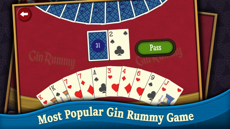 Gin Rummy+ screenshot-0