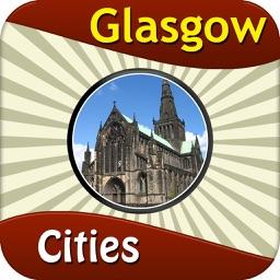 Glasgow Offline Map City Guide