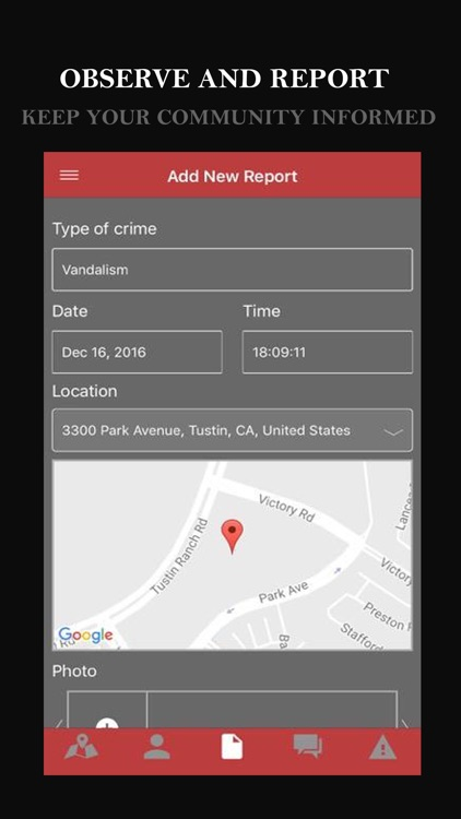 fetlife iphone app vigilant by bonin 8916