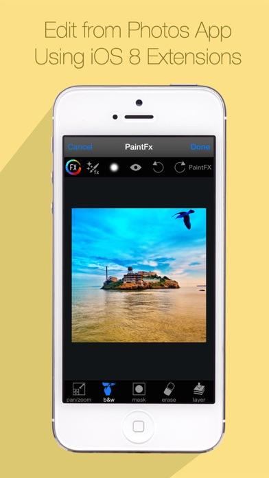 Paint FX: Foto Efectos EditorCaptura de pantalla de4