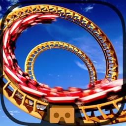 VR Roller Coaster Google Cardboard Virtual Reality