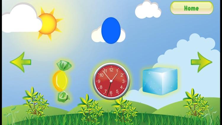Shapes for toddlers preschool screenshot-4