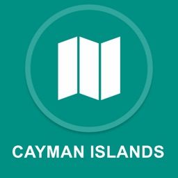 Cayman Islands : Offline GPS Navigation
