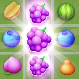 Fruit Puzzle Heroes