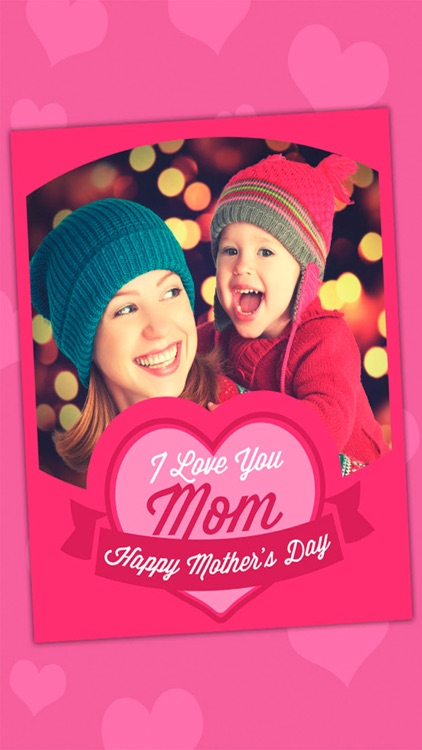 New photo frames for mother's day – Pic editor screenshot-0