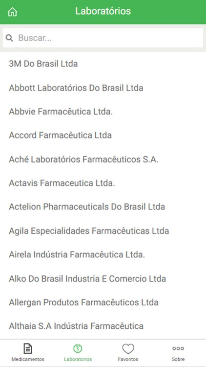 Medicamentos de A - Z screenshot-2