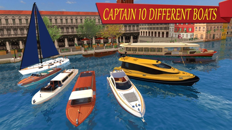 Venice Boats: Water Taxi screenshot-4