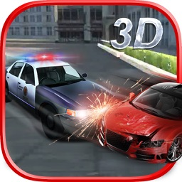 Criminal Chase - Police Car Driver 3D Simulator