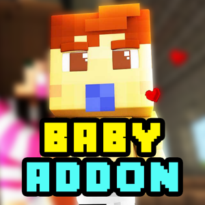 BABY ADDONS for Minecraft Pocket Edition PE app