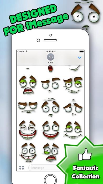 Just-EmojiScreenshot von 3