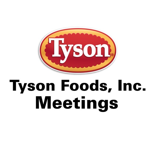 Tyson Foods Meetings App