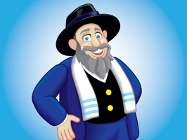 Add more Funukkah to your Hanukkah with The Mensch On A Bench stickers for iMessage