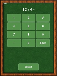 Math Practice - Integers ipad images