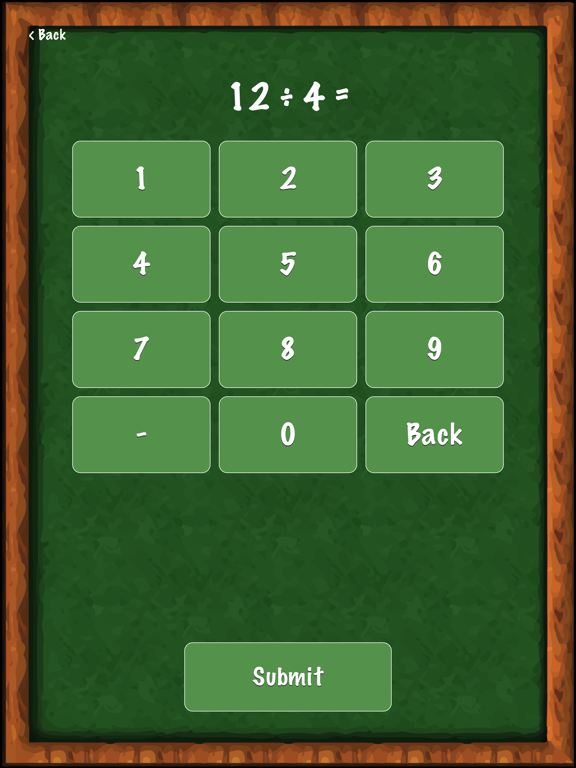 Math Practice - Integers Screenshot 4