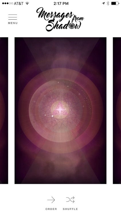 Messages from Shadow Oracle Cards screenshot-3