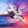 現代ジェット戦闘機のレース、スタントと戦争 - 航空戦闘機の戦闘シミュレータの運転ゲーム
