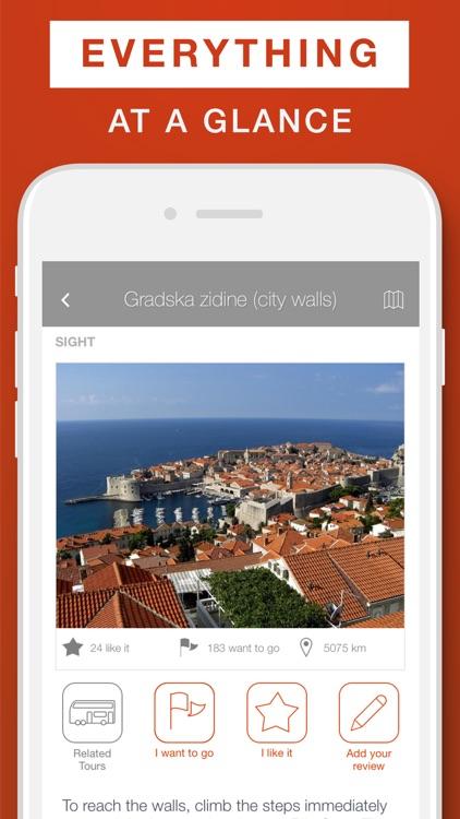 Croatia - Travel Guide & Offline Map