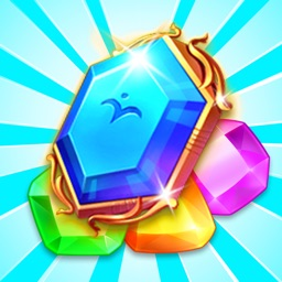 Jewel World Adventure Match 3